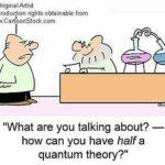 quantum humour